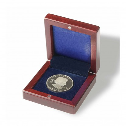 Volterra Single Coin Case - for coins or capsules up to 41mm