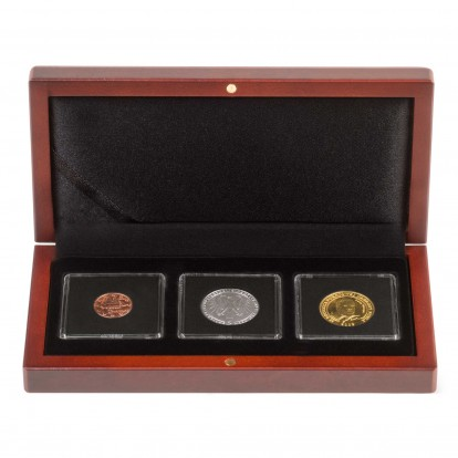 Volterra Quadrum Case  for 3 Quadrum coin cases
