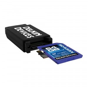 SD and MicroSD Card Reader