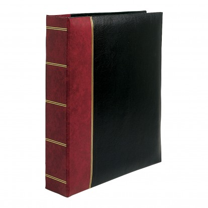 Ultima Black & Wine Binder Album