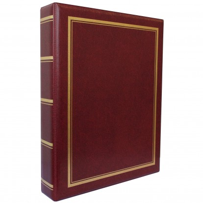 New Classic Binder Albums in 5 colours