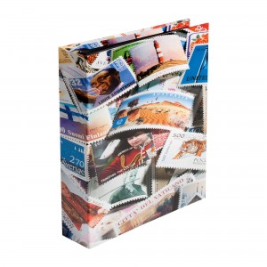 Optima Stamp Binder