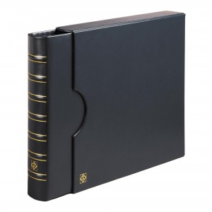 Black Folio Album Set