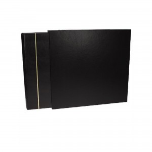 Large Postcard Black Slipcase