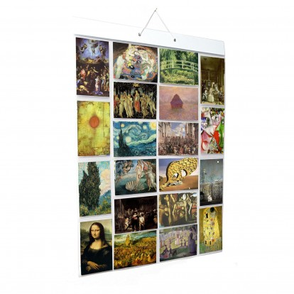 Gallery 6x4 Picture Pockets - Large