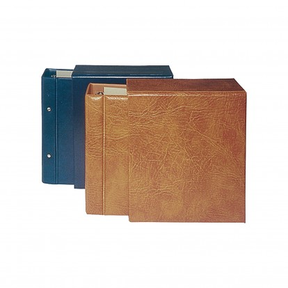 First Day Cover and Postcard Large Capacity Slipcase Blue