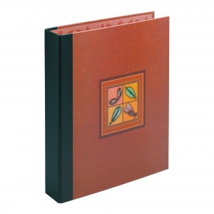 Four Seasons Binder Album- B
