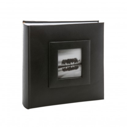 """Savoy Slip-in Photo Album holds 100 7x5"""" Prints with Memo Space"""