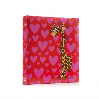 Giraffe Digital 6x4 Slip-in Album (200 prints)