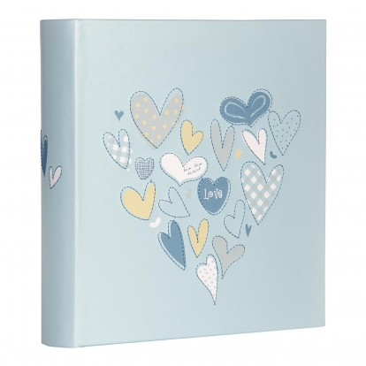 Blue Corazon 6x4.5 Slip-in Album