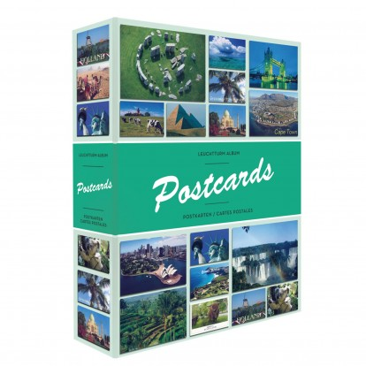 Postcards Slip-in Album for 200 postcards
