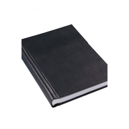 A4 Portrait Springback Black Folder