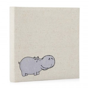 Baby Jungle Photoboard Album - Hippo
