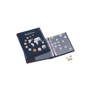 Optima World Money Binder