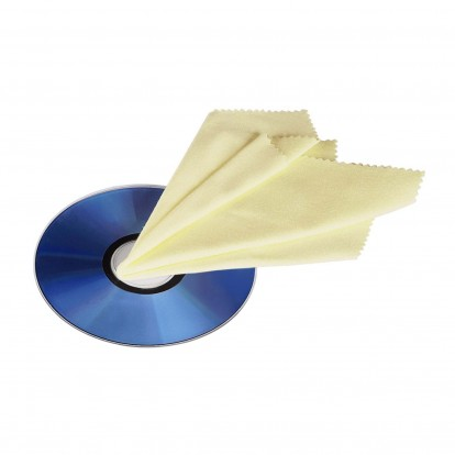 CD / LP Micro fibre Cleaning Cloth