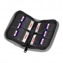 Media Card Case Zipped