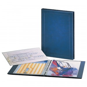 Giant Blue Album Set