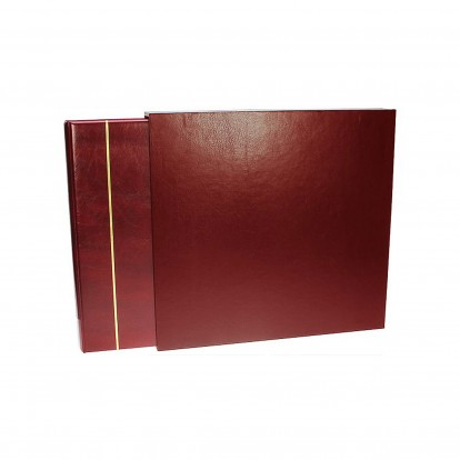 Large Format Postcard Album Sets - choice of Wine or Black