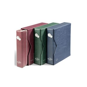 Numis Coin Album Set with 5 refills