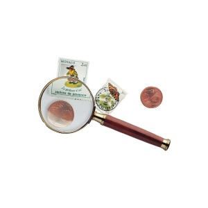 Rosewood Handle Magnifier