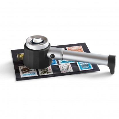 Overlay Illuminated Magnifier x8 lens magnification