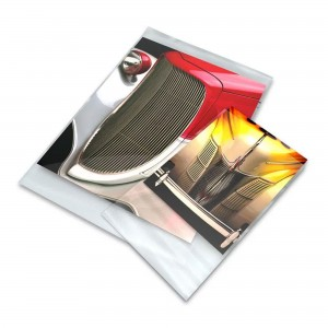 Clear Archival Resealable Bags - A4