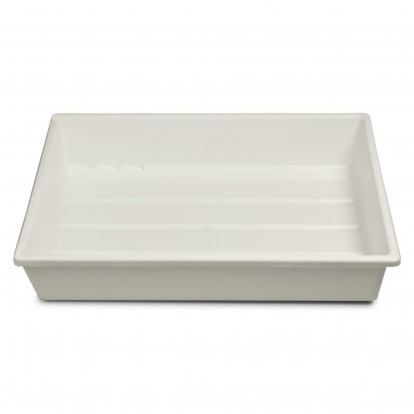 White Soaking Tray  - Suitable for Stamps or Dark Room Use