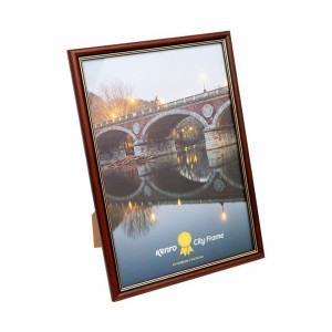 A4 Wooden Certificate Frame
