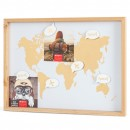 Travel the World Photo Magnet Frame