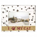 6x4 Photo Frame -Cat