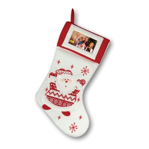 Santa Stocking Hanging Decoration
