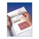 Self Adhesive Pages