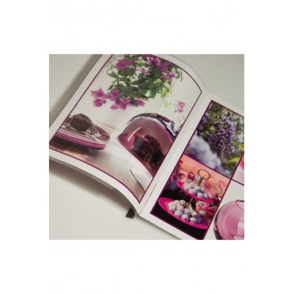 A4 Catalogue Pocket Holder Page Punched Refill (Pack of 5)