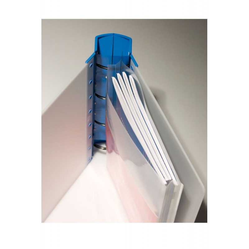 A4 Expanding Top Loading Punched Pocket Refill Sleeves