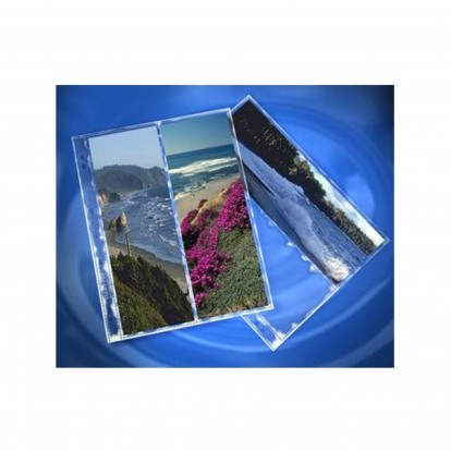 """11.5x4"""" Clear Acid-Free APS Panoramic Photo Pocket Refills & Sleeves -pack of 10"""