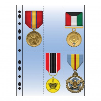 Collectable Refill for Medals & Decorations (6 s)