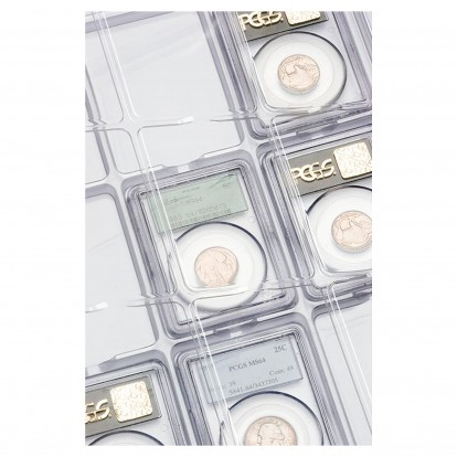 Encap Refill for 9 Quickslab Coin Capsules (pk of 2)