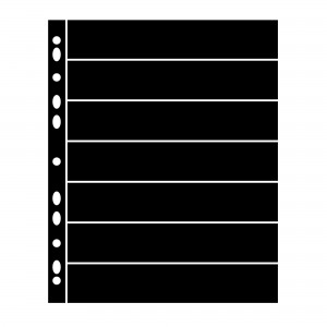 Vario 7S Stamp Sheets (33x195mm)