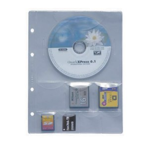 Multimedia refill - CD, Memory card
