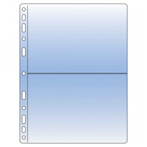 Postcard Compact Clear Pocket Refill -182x122mm