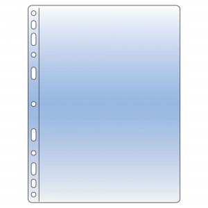 Letter Compact Clear Pocket Refill 185x245mm