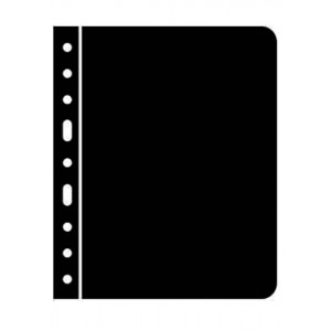 Optima XL Black interleaves (10)