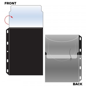 Blu-Ray and DVD Refills