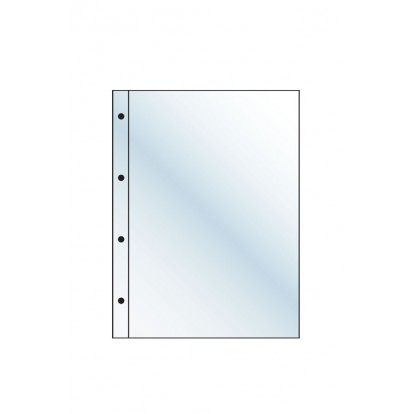 FDC Clear Refill -165x223mm (pack of 10)