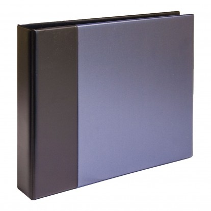 "Maximus Mercurius Photo Album Binder Organiser including refills for 6x4"" and 7x5"" prints"