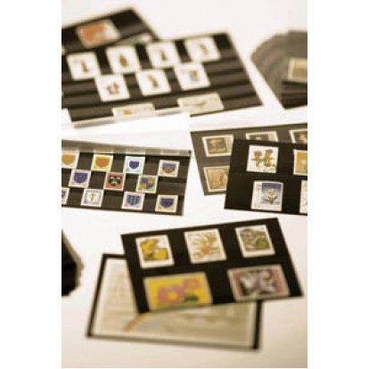 Stock Approval Cards: Securely Store Or Display Your Stamps