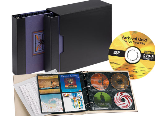 cd u0026 dvd archival storage arrowfile the archival u0026 collectable storage specialist