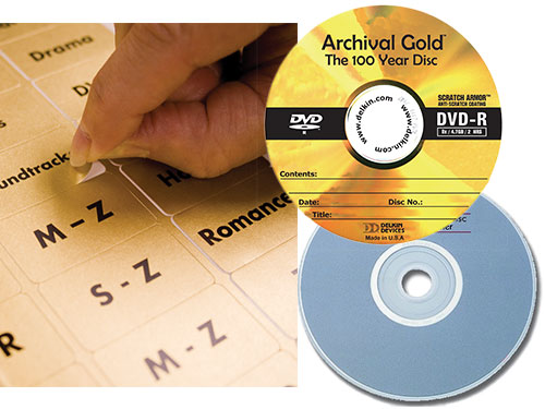 CD/DVD Accessories & Consumables