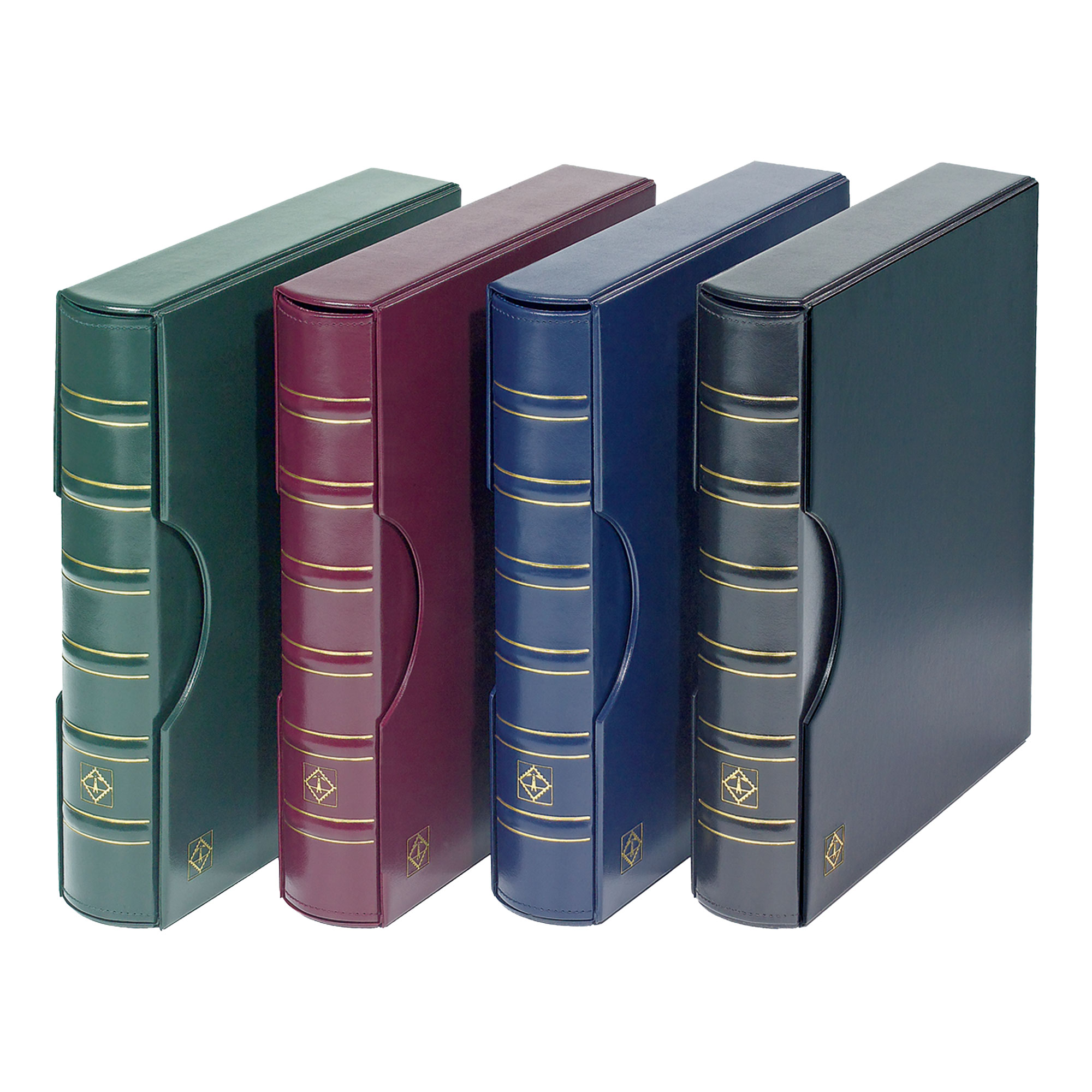 classic coin  u0026 stamp collection binder for grande refills