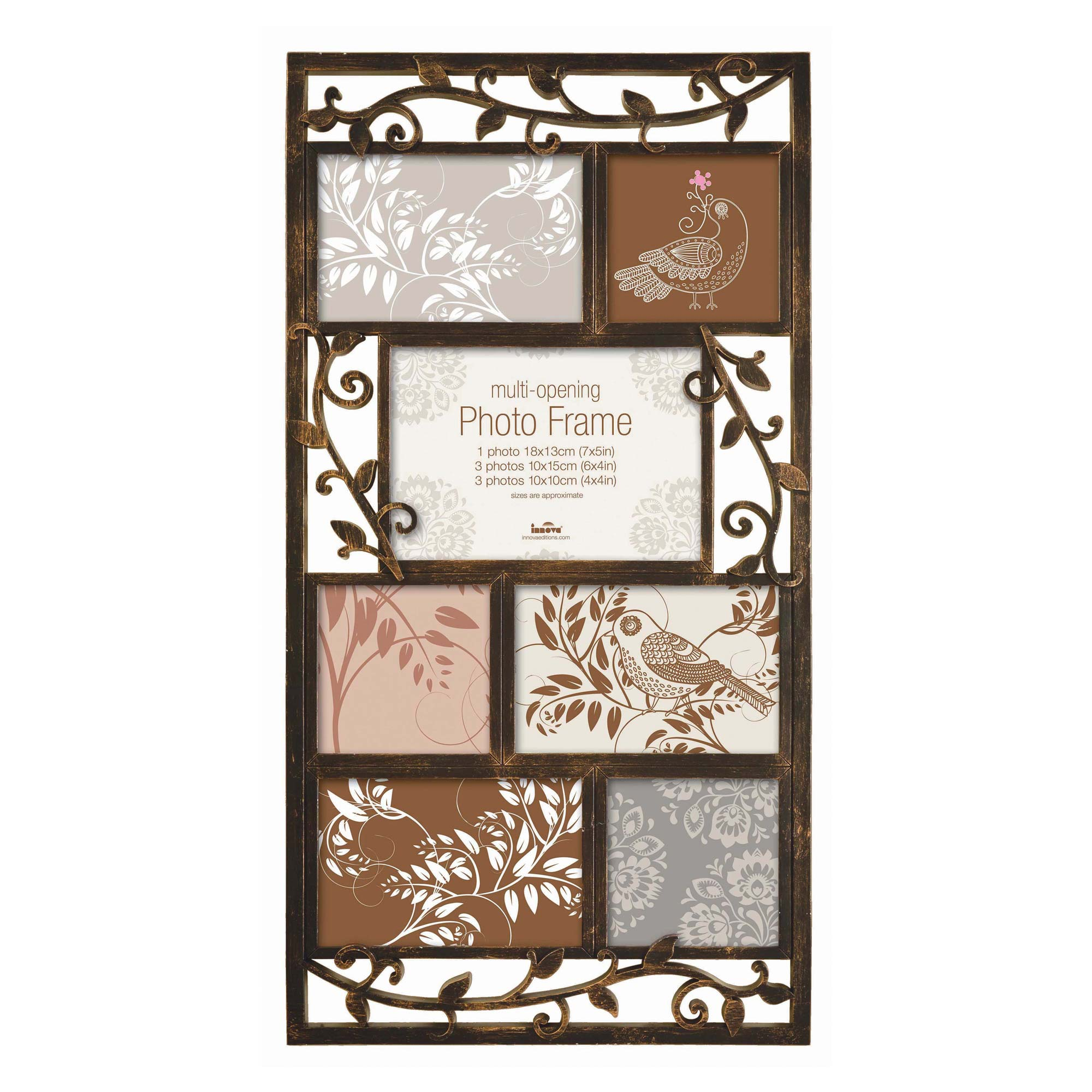 Multi Opening Picture Frame | Home design ideas
